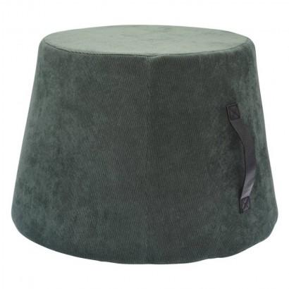 Tabouret en tissus - A Vert