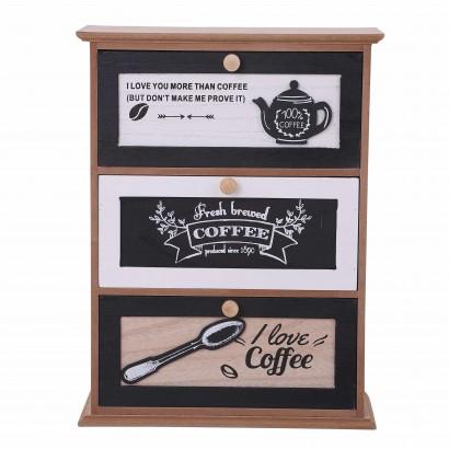 Boit à Thé et Caffé