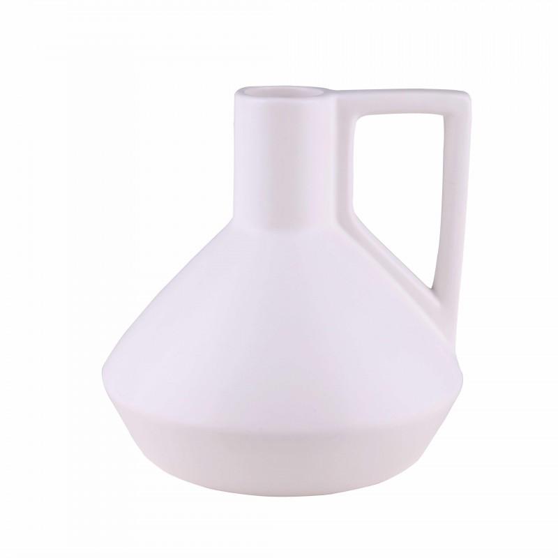 Vase ANTOINNETE white H15