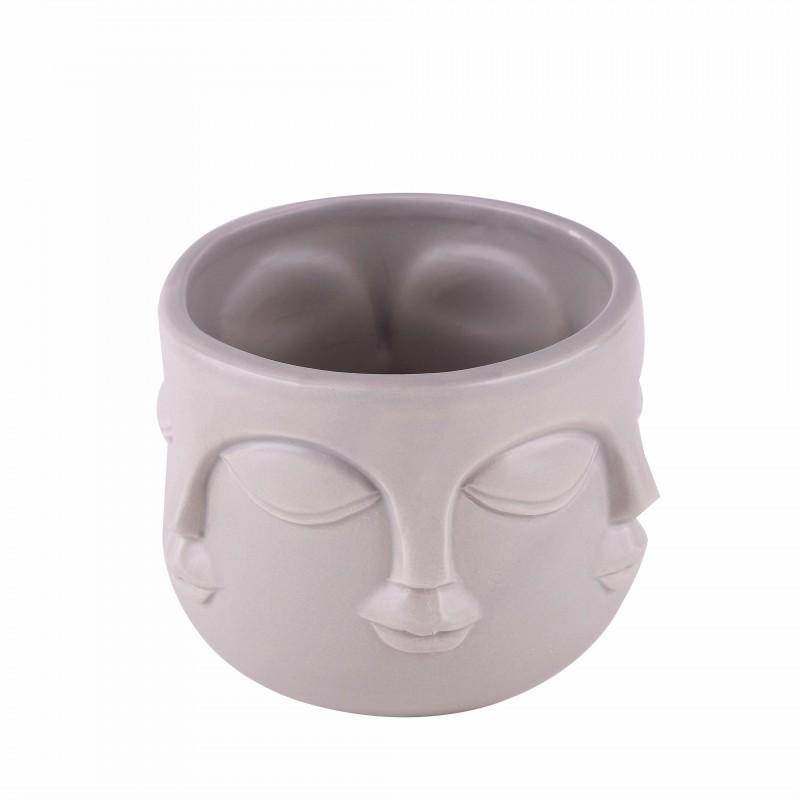Vase ANKA grey H9