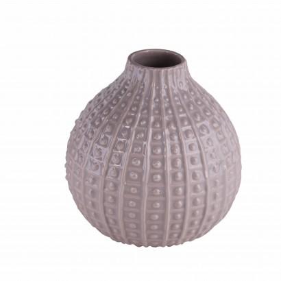 Vase NATEO marron H12