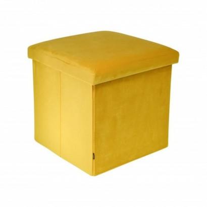YANE stool box velvet 38 *...