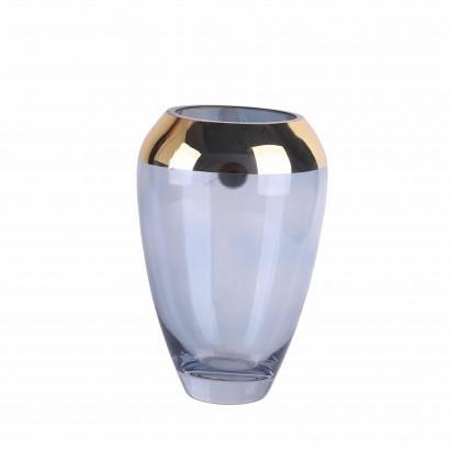Vase WAJIMA en verre H20 cm