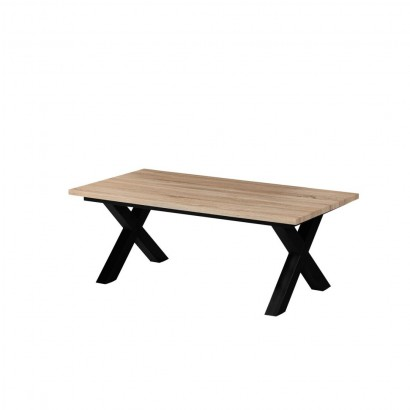 MENDO table basse en bois