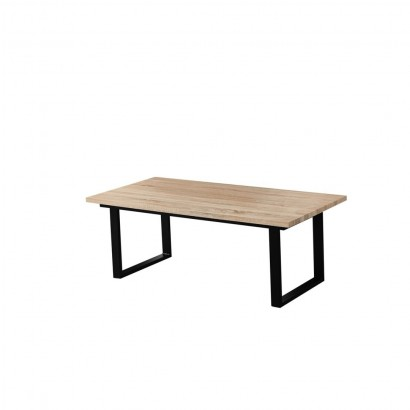 MENDO wooden coffee table