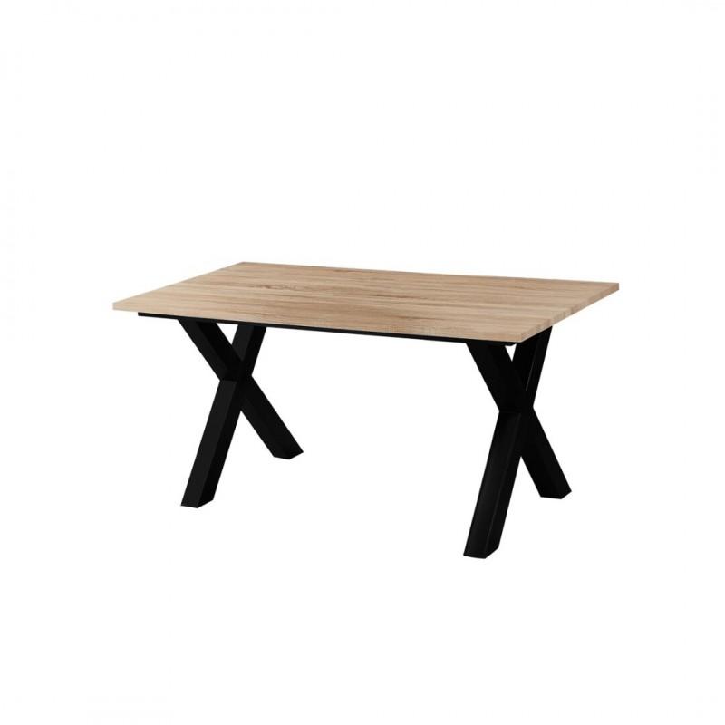 MENDO table salle à manger en Bois