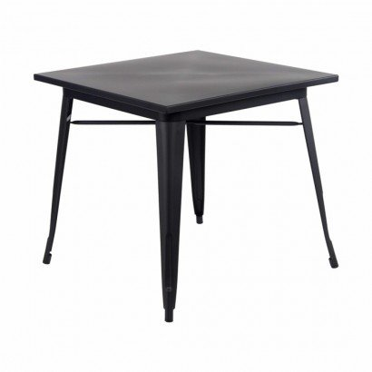 RETRO TABLE H75X80X80CM...
