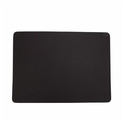 Set de table noir 33x46 cm
