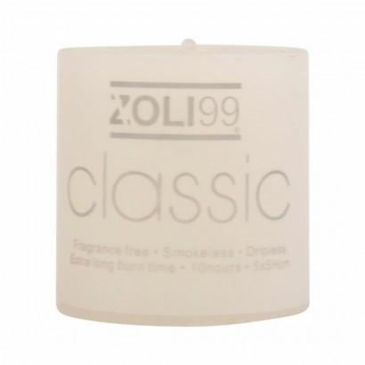 Bougie Classic 5x5x5 cm