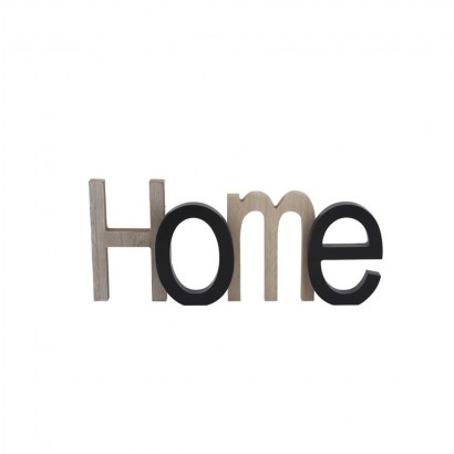 HOME Decorative Wood Words