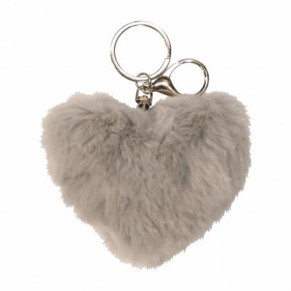 Porte clés en cœur en...