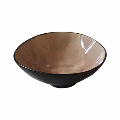 SAKURA Ceramic soup plate...