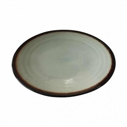 ABILENE ceramic plate D27CM