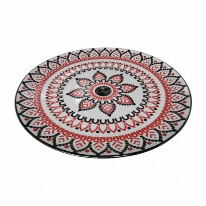NAGAWIKA ceramic plate D27CM