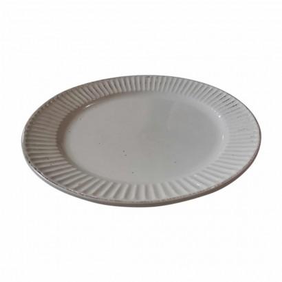 MEKONG ceramic plate D27CM