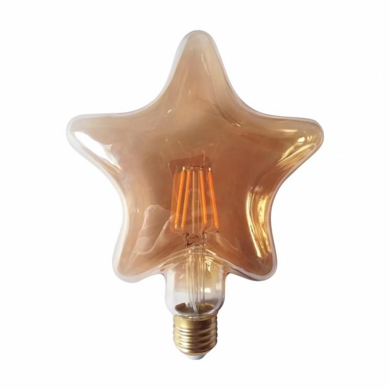 Ampoule Etoile Filament LED...