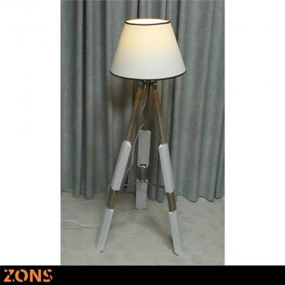 Scandinavian Lamp RAFIA Blanc