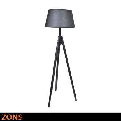 Black Scandinavian Floor Lamp