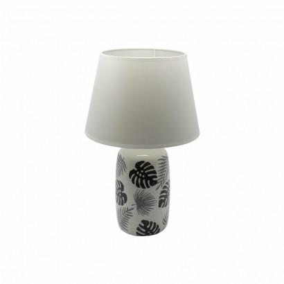 Tropical jungle Ceramic lamp