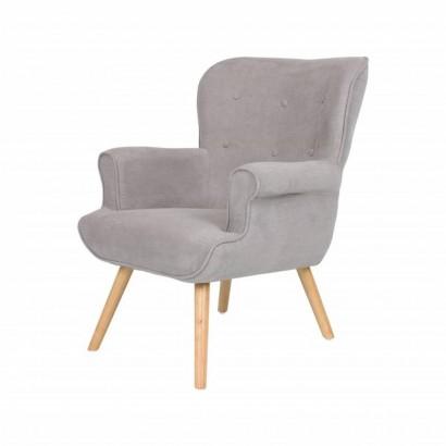 """""""DANIO"""" stoffen fauteuil"""