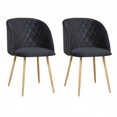 Set of 2 HESTER Chairs in...