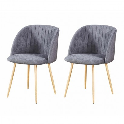 Set of 2 CARDI Chairs in...