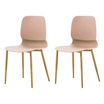 Set of 2 MAZ Chaise En...