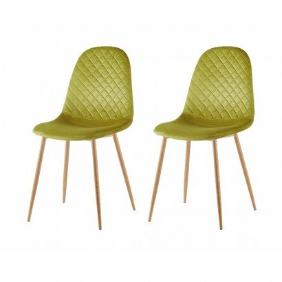 Set of 2 VERONE CHAISE...