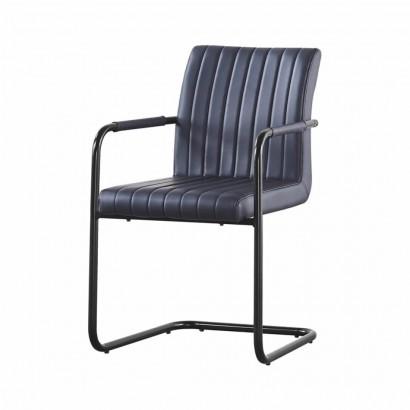 BOGOTA fauteuil en PU - Black