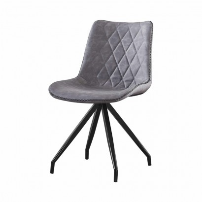 Dining room chair DONIA - Grey
