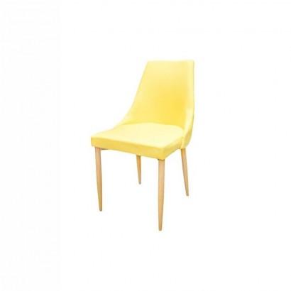 PURE Chaise en Tissu et...