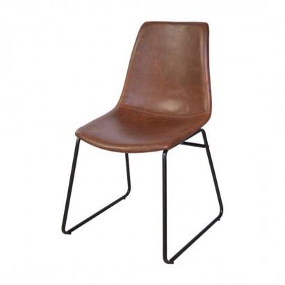 Chaise de salle à manger indus