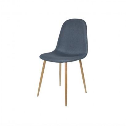 Chaise style scandinave en...