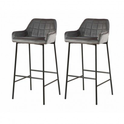 Set of 2 KATEL tabourets...