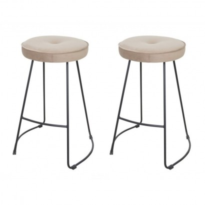 Set of 2 MARKO tabourets de...