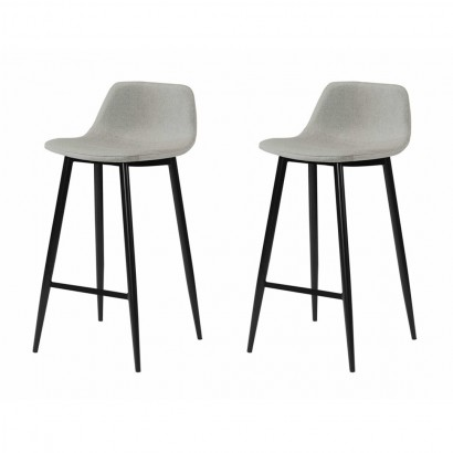 Lot de 2 tabourets bar...
