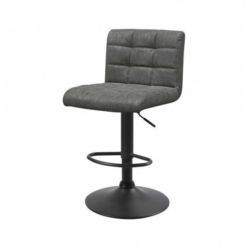 Kitchen stool adjustable height swivel