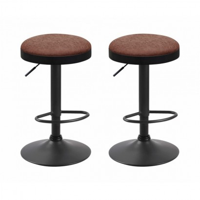 Set of 2 ROMU Tabourets...