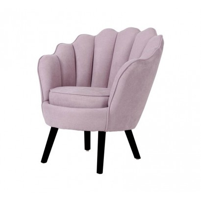 Suede Armchair THRONE -...