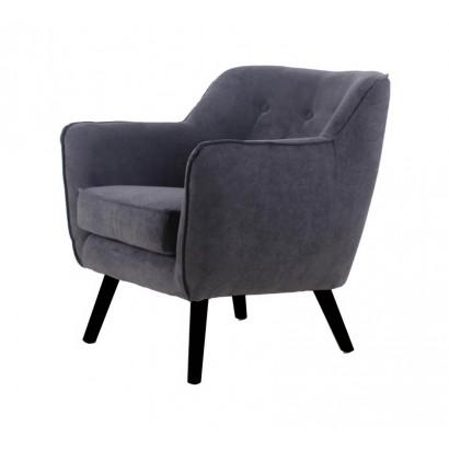 Leather Armchair BRISTOL -...