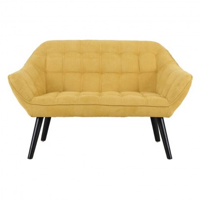 FELIZ leather couch W. 127...