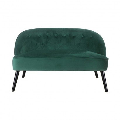 JAMES Leather sofa - Green...