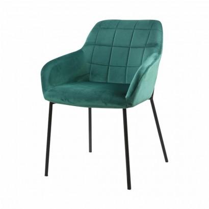 Velvet seat Origa - Green -...