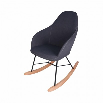 Rocking Chair in Fabric...
