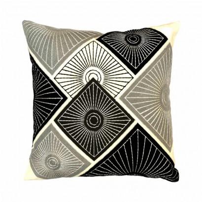 APANGA cushion embroidered...