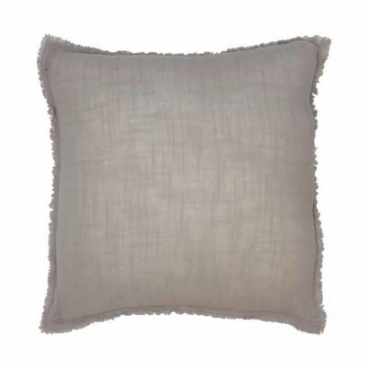 ANNONA cushion in grey...