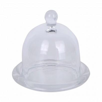 Cloche en verre KAMEOKA H8,5CM