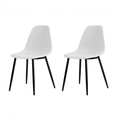 Lot de 2  chaises moderne...
