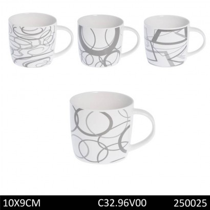 Mug en céramique 4 designs