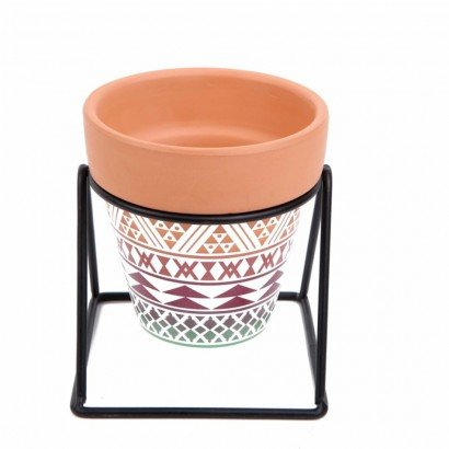 Pot de fleur en ceramique